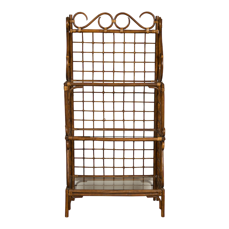 Darlena Rattan Shelf