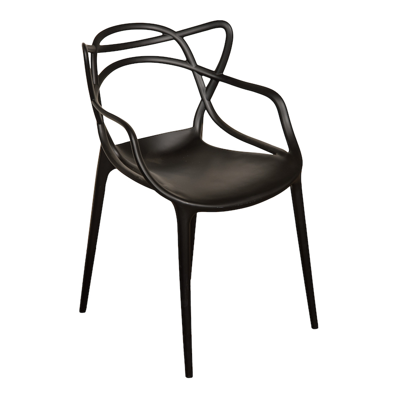 Arlo Black Chairs