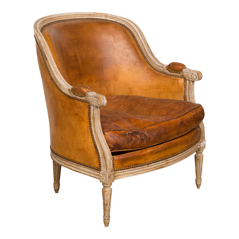 Garth Leather Chairs