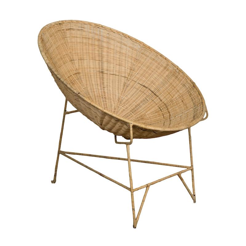 Hattie Rattan Chairs