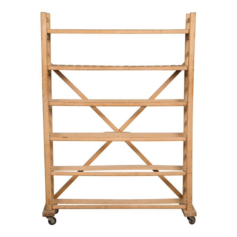Isaac Bakers Rack
