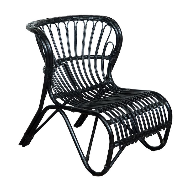 Tegan Rattan Chairs