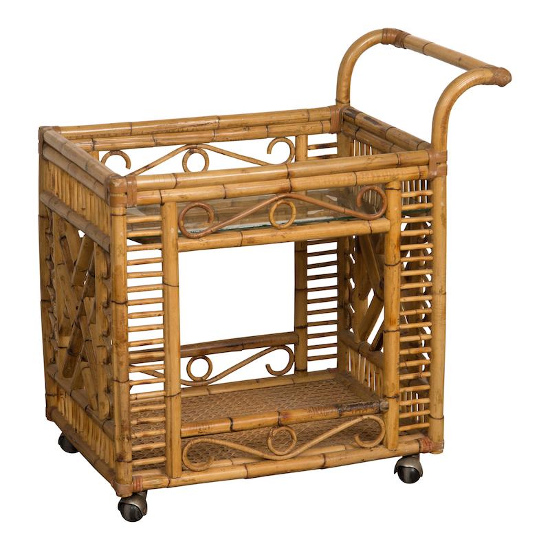 Kavasar Bar Cart