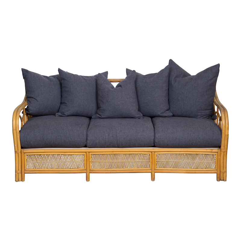 Santee Rattan Couch