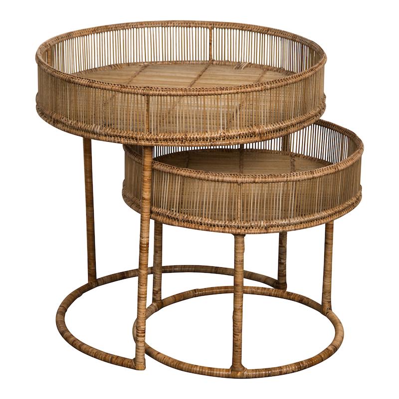 Delano Nesting Tables (pair)
