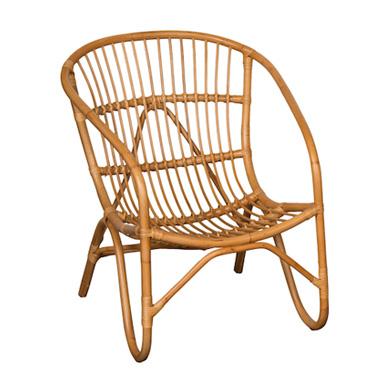 Nance Rattan Chairs