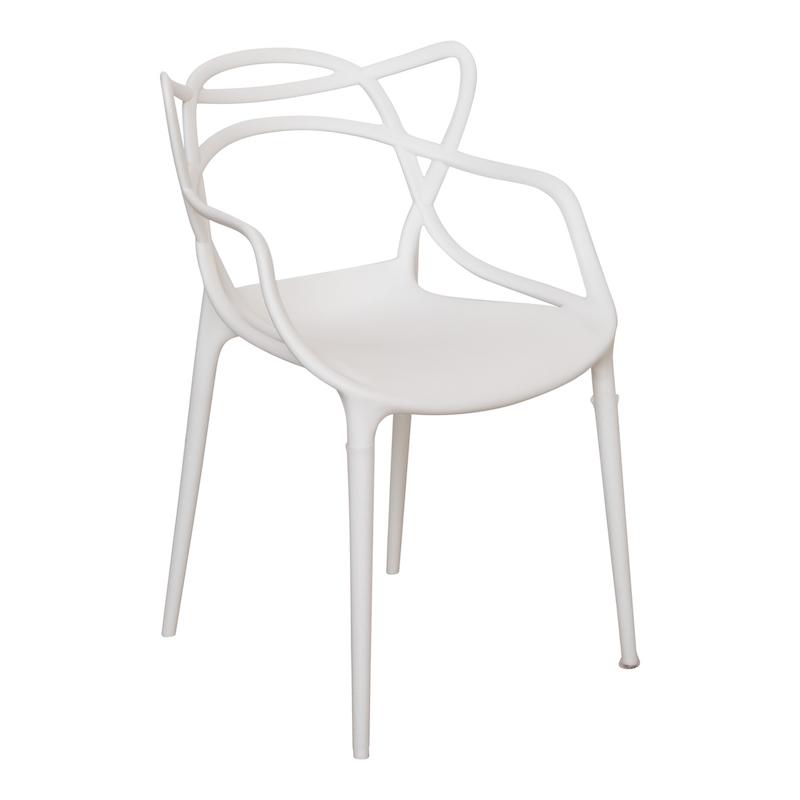 Arlo White Chairs