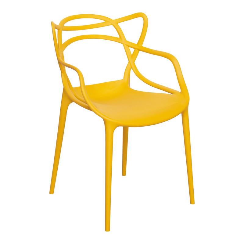 Arlo Yellow Chairs