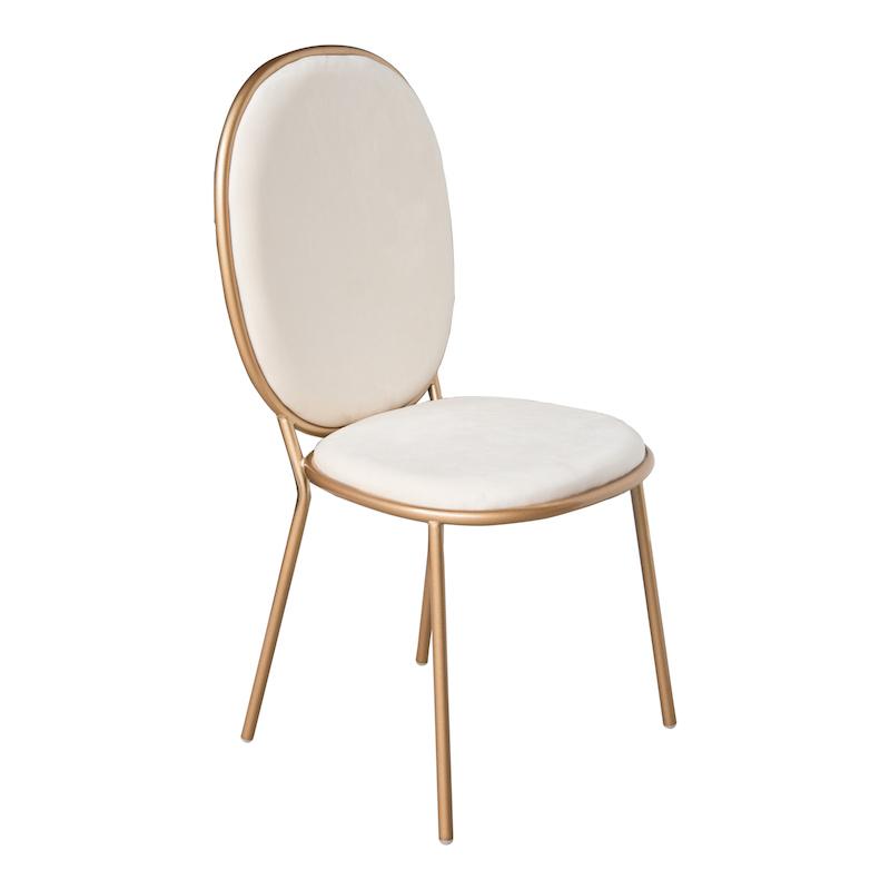 Bijou Ivory Chairs