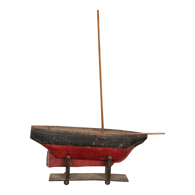 Caspian Boat