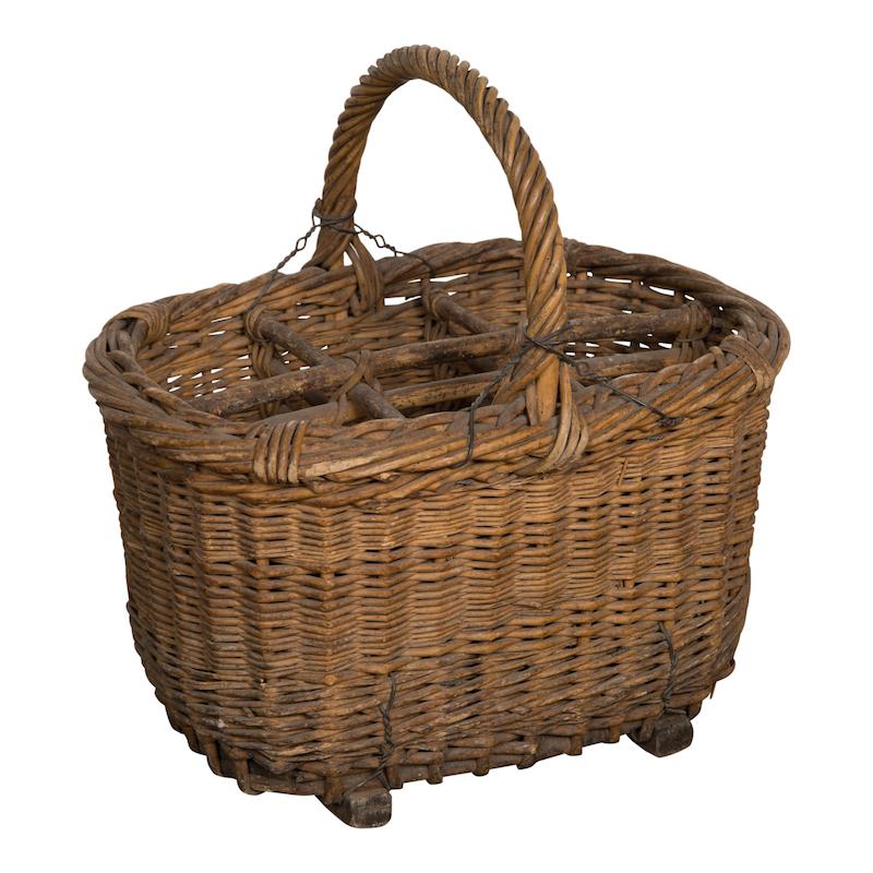 Chardonnay Basket