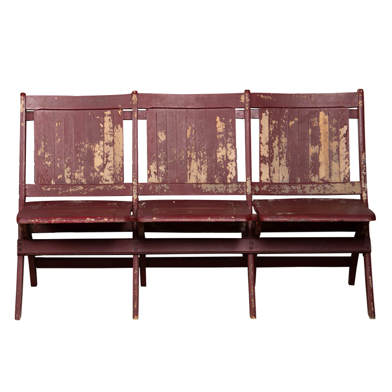 Daxton Bleacher Chairs