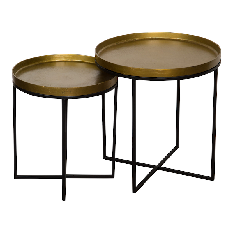 Mallory Side Tables (pair)