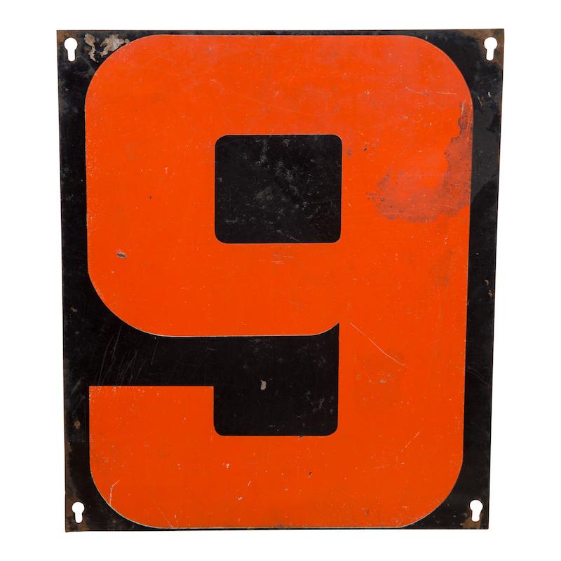 """Randy Metal Number """"9"""""""