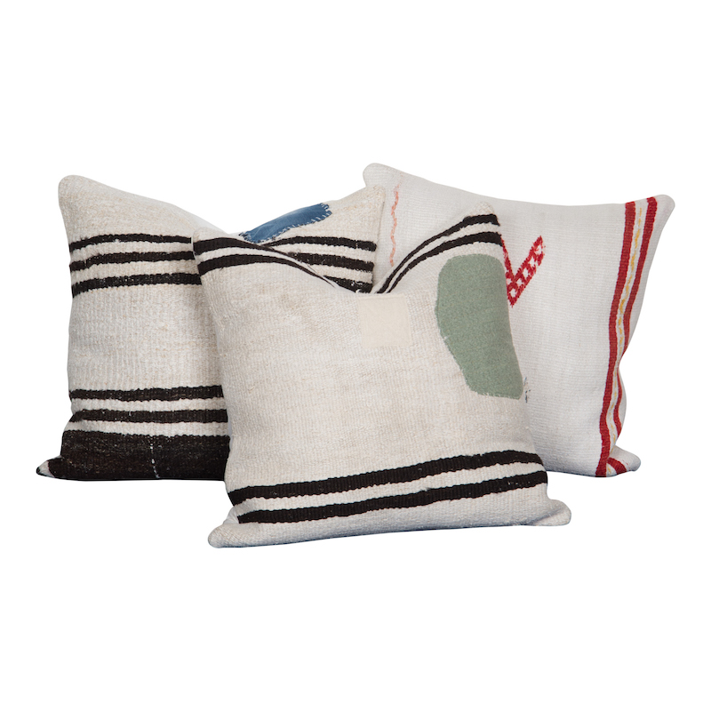 Dannon Pillows (set of 3)