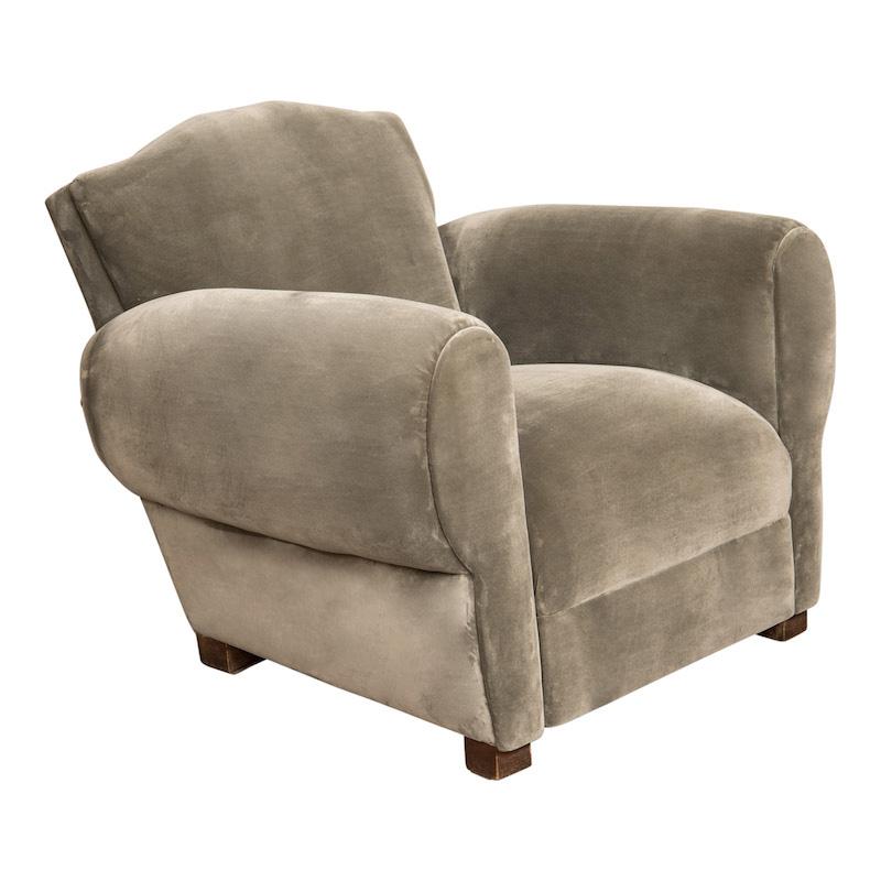 Hopper Armchairs