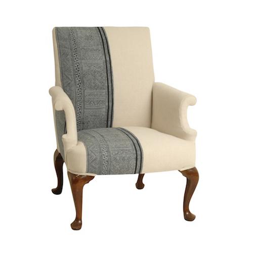 Camilla Indigo Chair