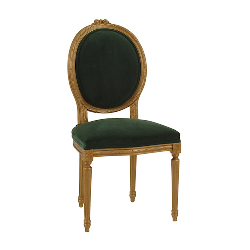Jade Emerald Chairs