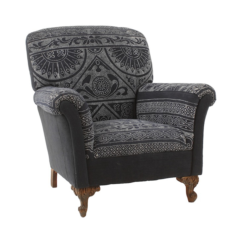 Juniper Indigo Chair