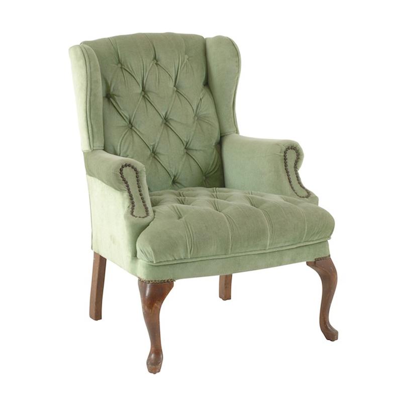Kirby Green Chair