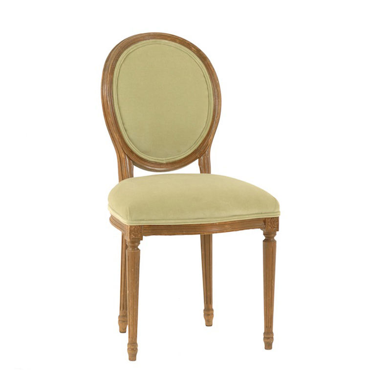 Monica Green Chairs