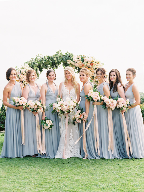 bb655058d69 We seriously can t get enough of this wanderlust inspired wedding! Thanks  Martha Stewart Weddings for the beautiful feature!