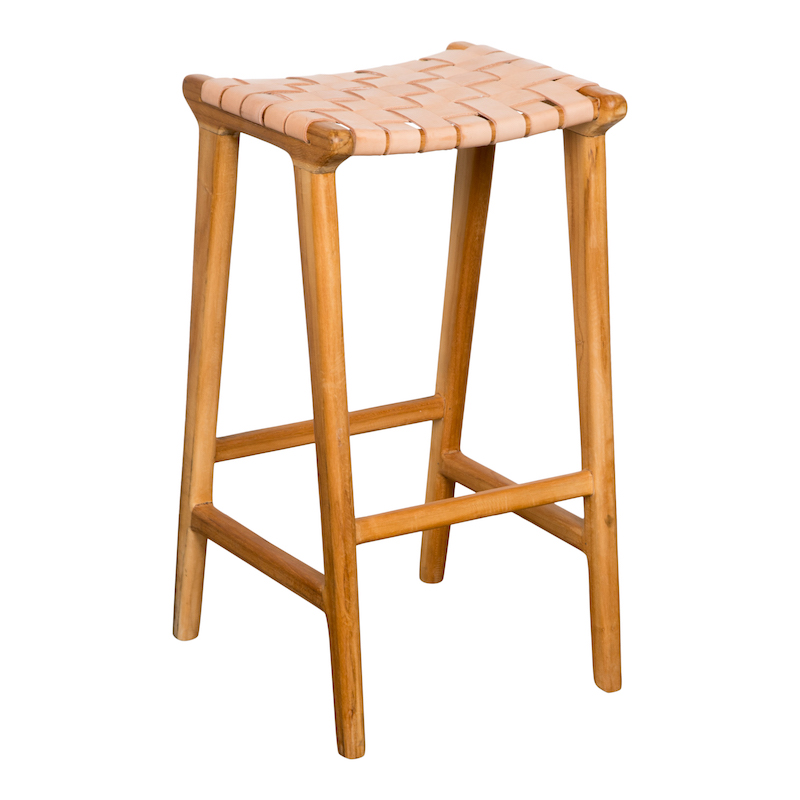 Nikita Tan Bar Stools