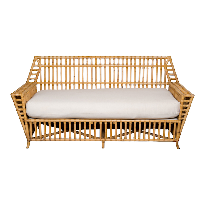 Saraland Rattan Couch