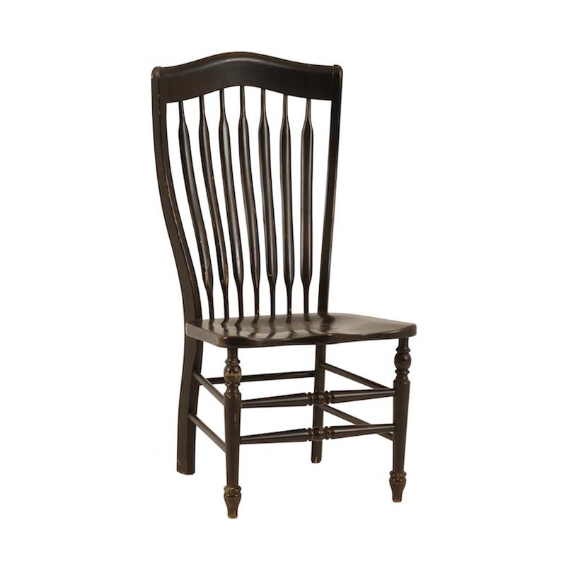 Sonora Black Chair