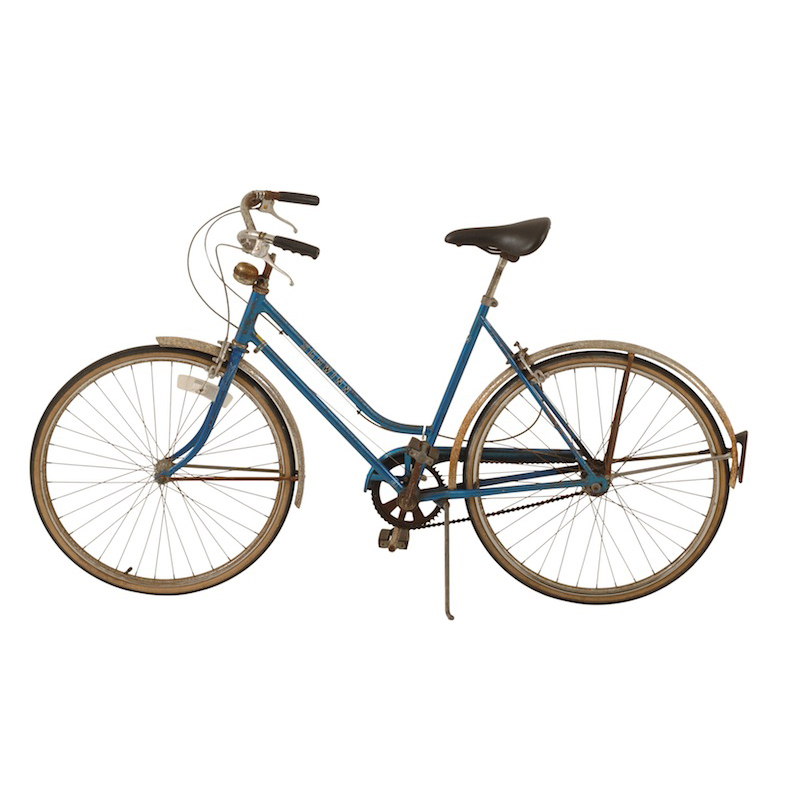 Andrew Blue Schwinn Bicycle
