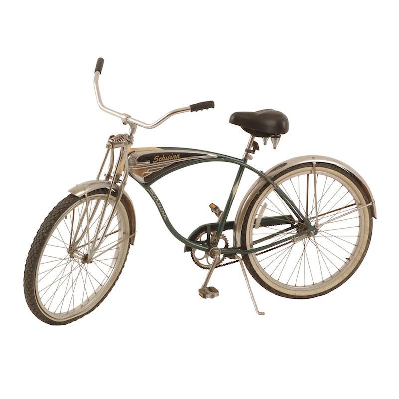 Andy Green Schwinn Bicycle