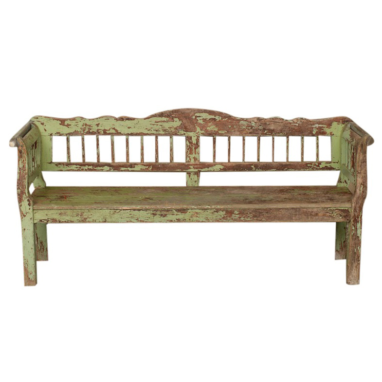 Asteron Green Bench