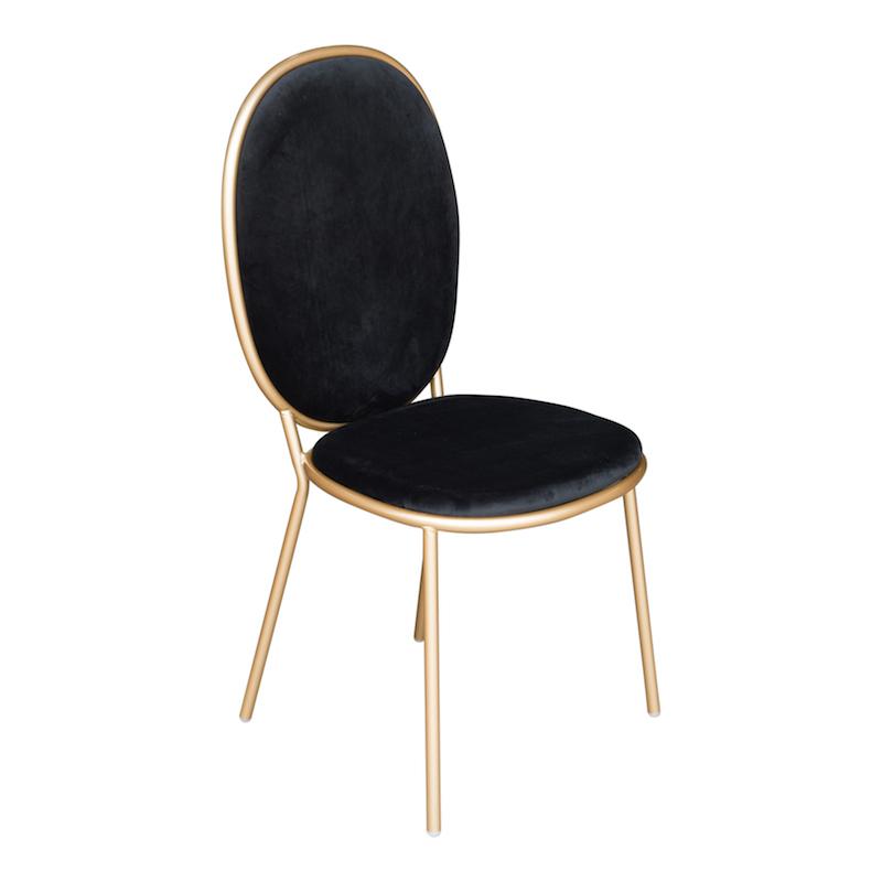 Bijou Black Chairs