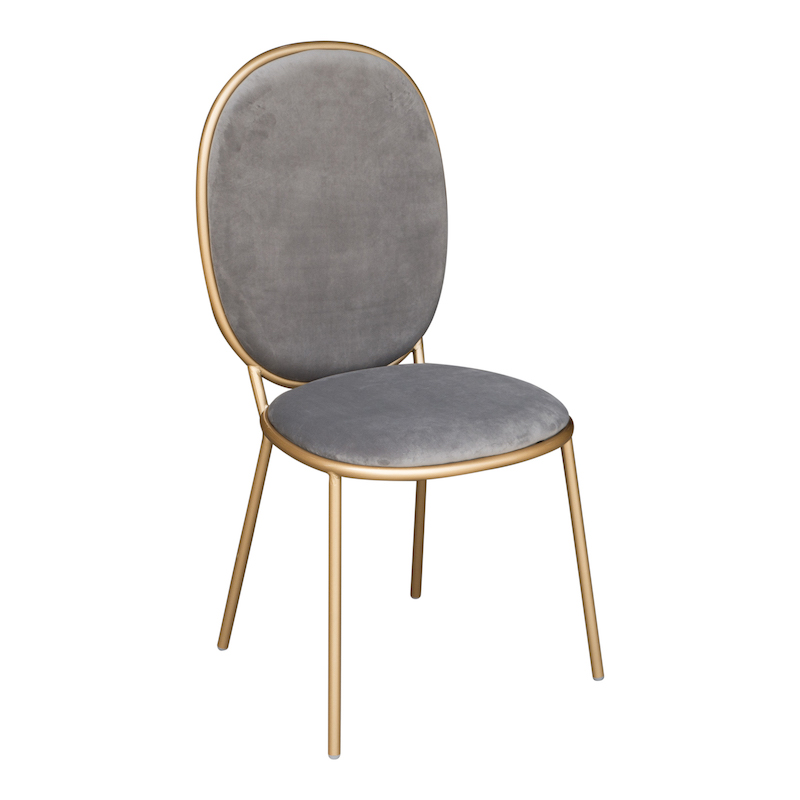 Bijou Grey Chairs