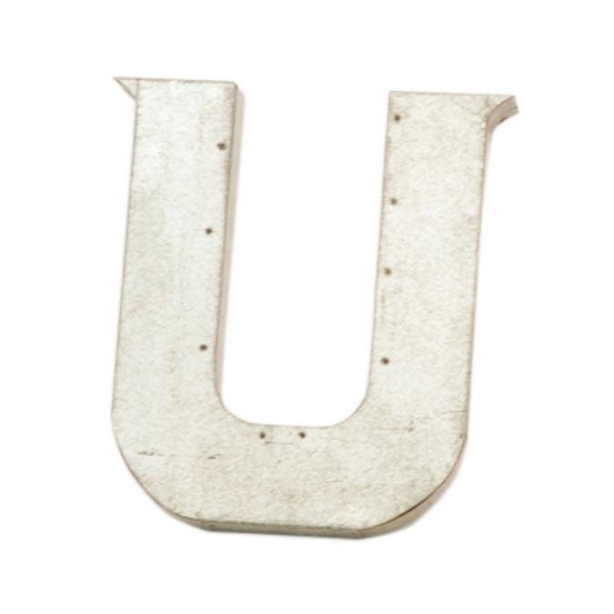 "Clauson Metal ""U"""