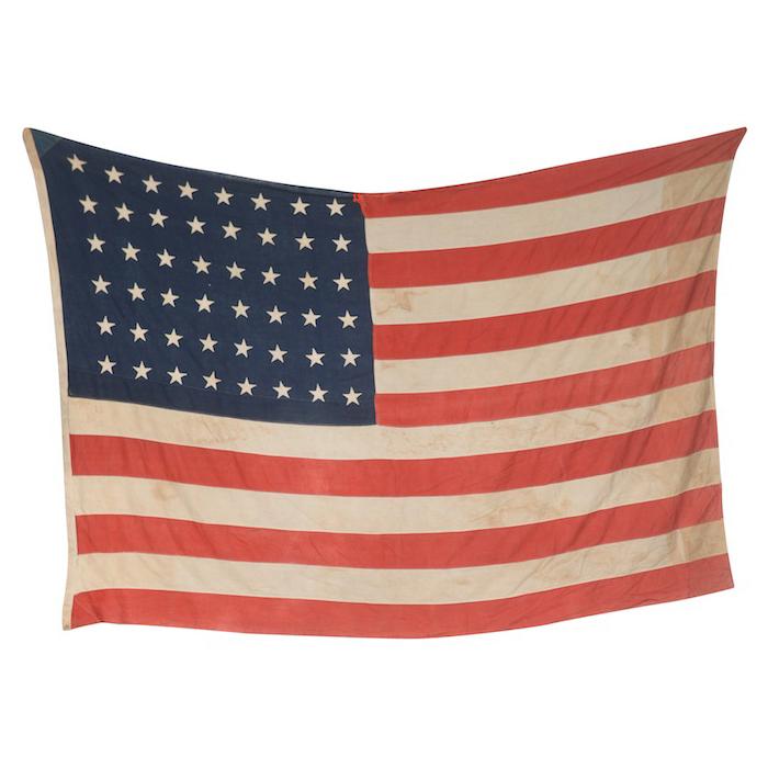 Commander Flag