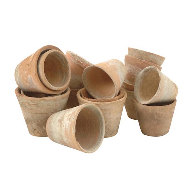 Darcy Vintage Pots (Set of 5)