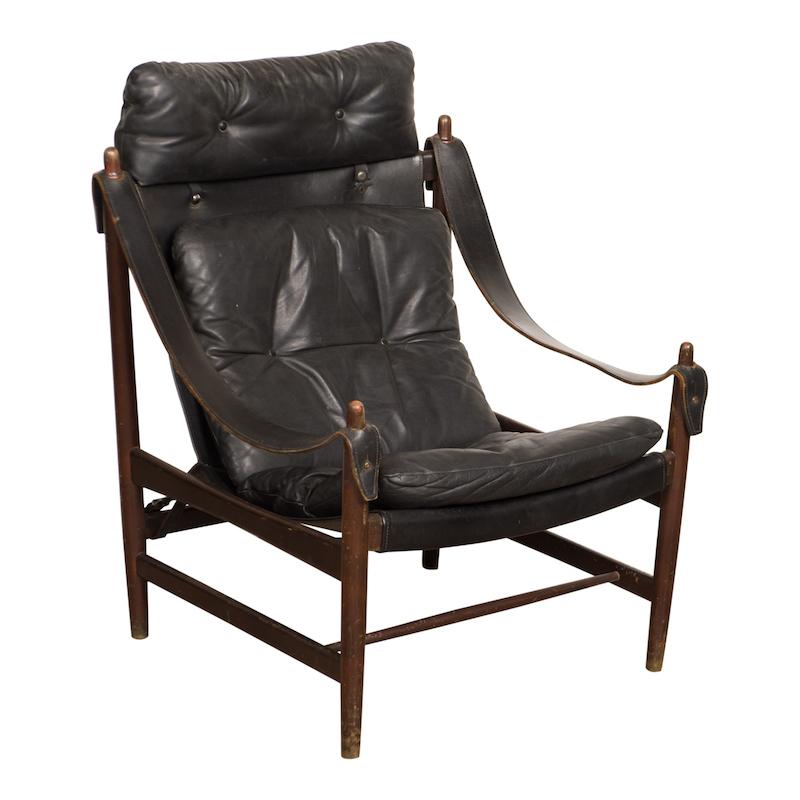 Enrique Leather Armchairs
