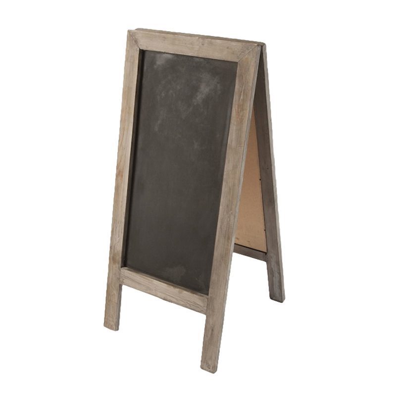 Gartin Standing Chalkboard
