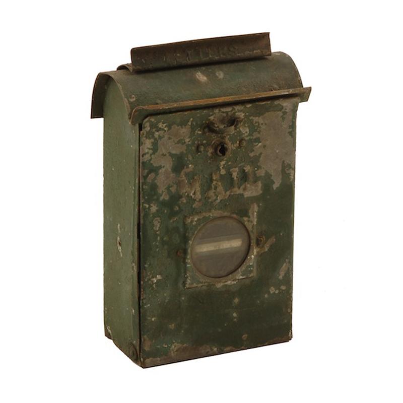 Jada Green Mailbox