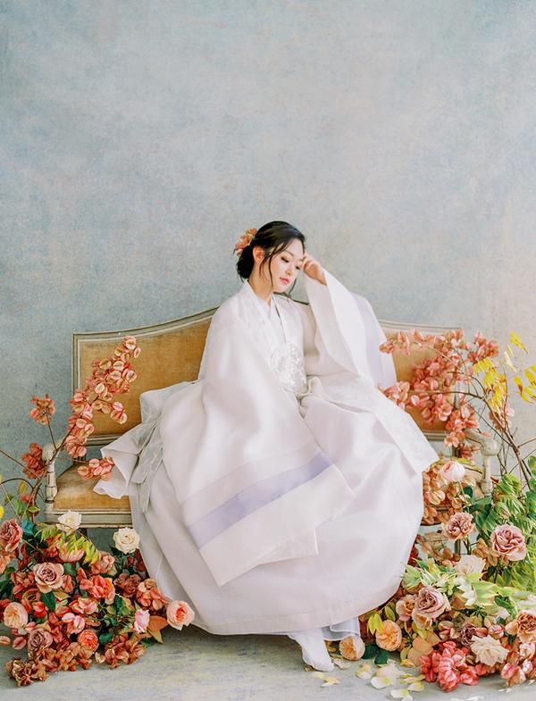 Modern Korean Wedding Inspiration