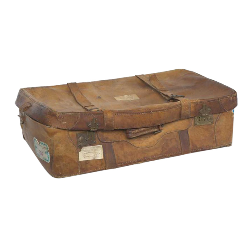 Marcus Brown Suitcase