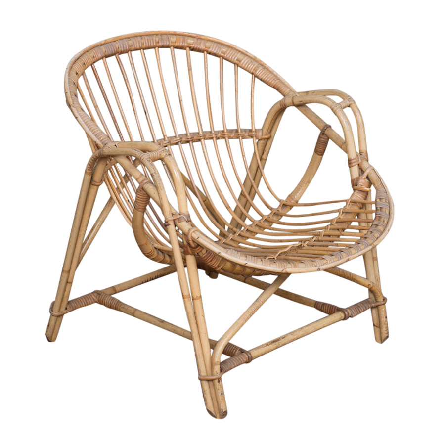 Mello Rattan Chairs