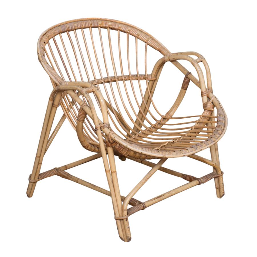 Mello Rattan Chairs