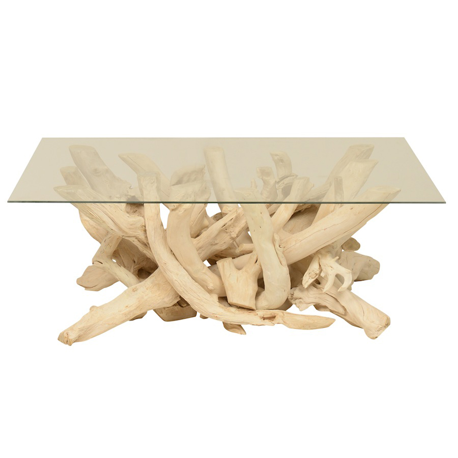 Pacific Wood Coffee Table