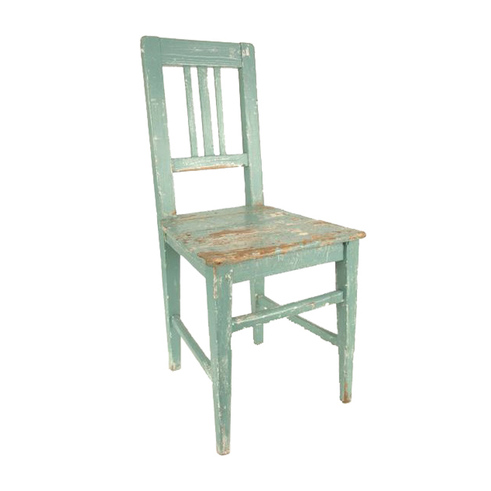 Rosen Teal Chair