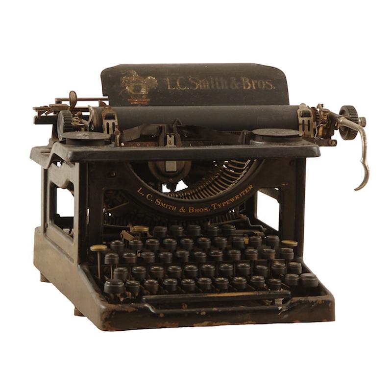 Smithson Typewriter