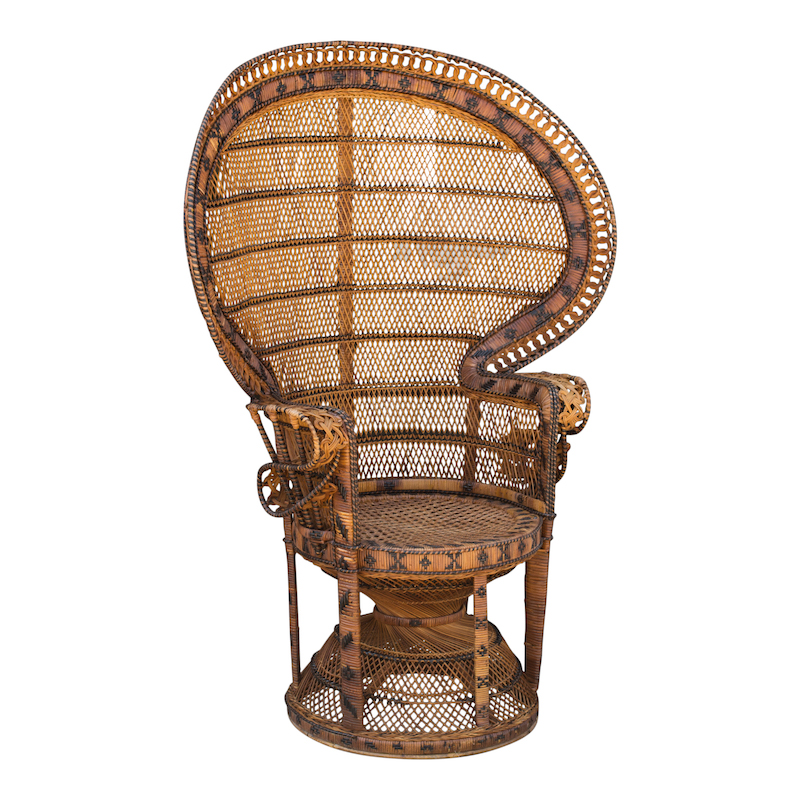 Dessa Peacock Chair