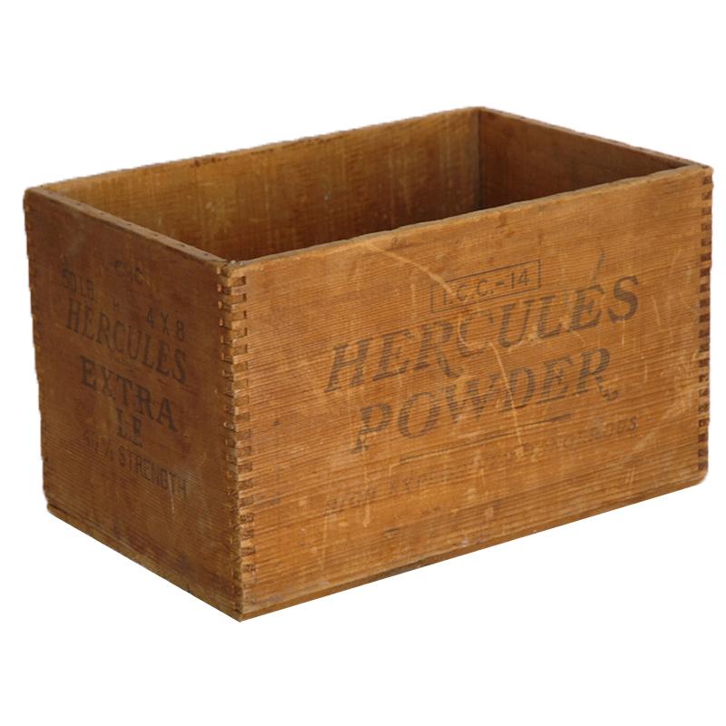 Hartman Wooden Crates