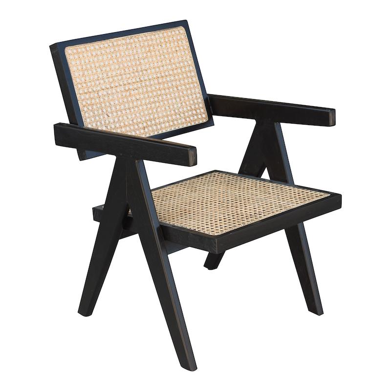Lyle Black Armchairs